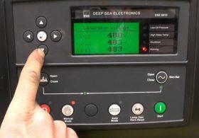 Quy trình kiểm tra – vận hành máy phát điện công nghiệp