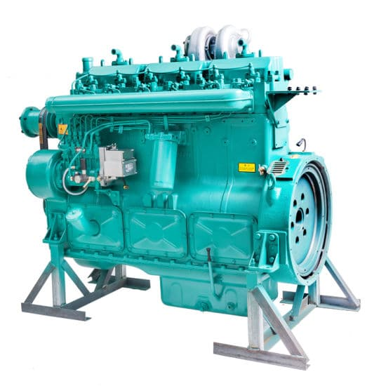 Động cơ máy phát điện Cummins 25kva 4B3.9-G1