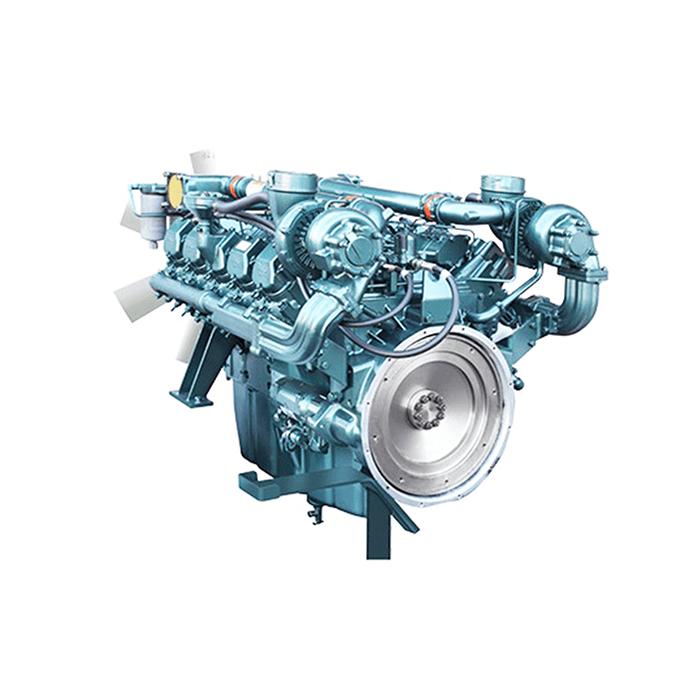 Động cơ Máy phát điện Doosan