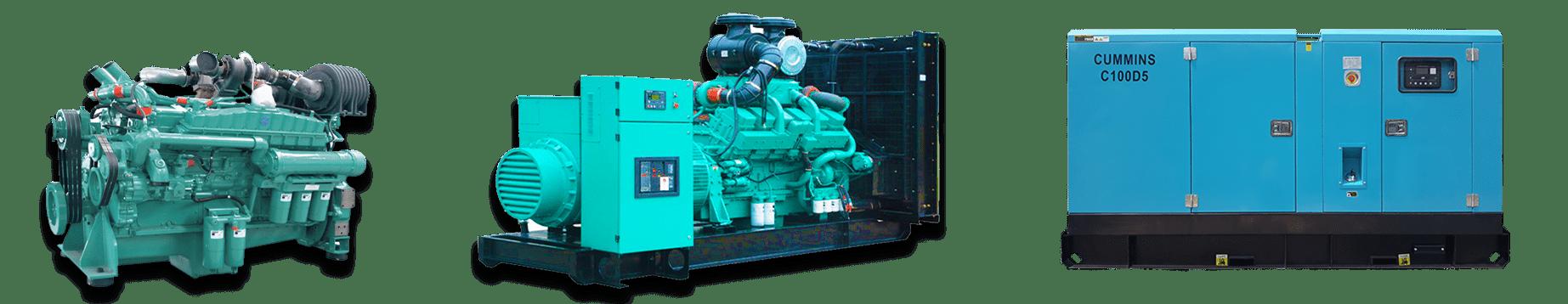 Máy phát điện Cummins - Nhập khẩu chính hãng - Giá tốt