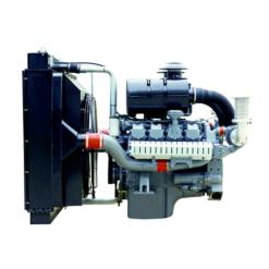 Động cơ máy phát điện Vman