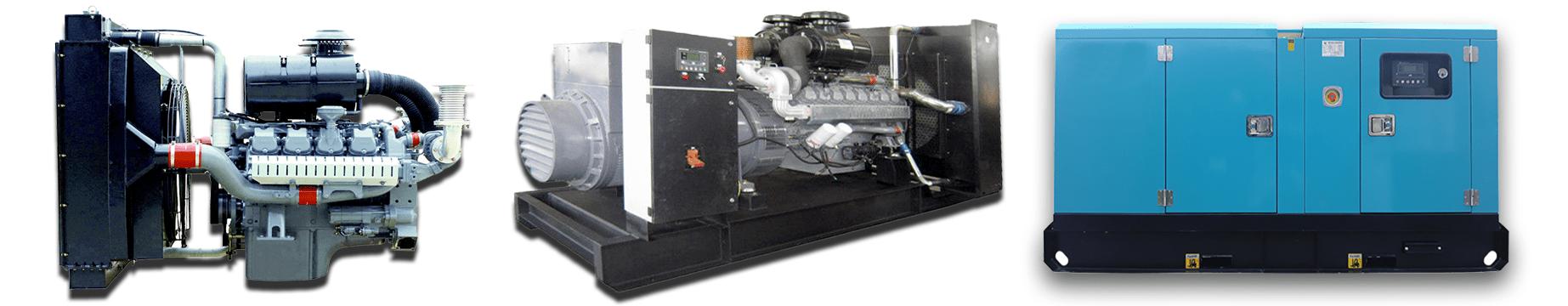 Máy phát điện VMAN - Động cơ SX theo công nghệ Man-Đức