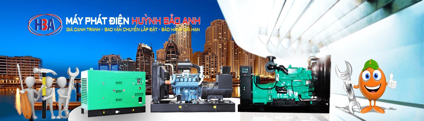 Máy phát điện Huỳnh Bảo Anh