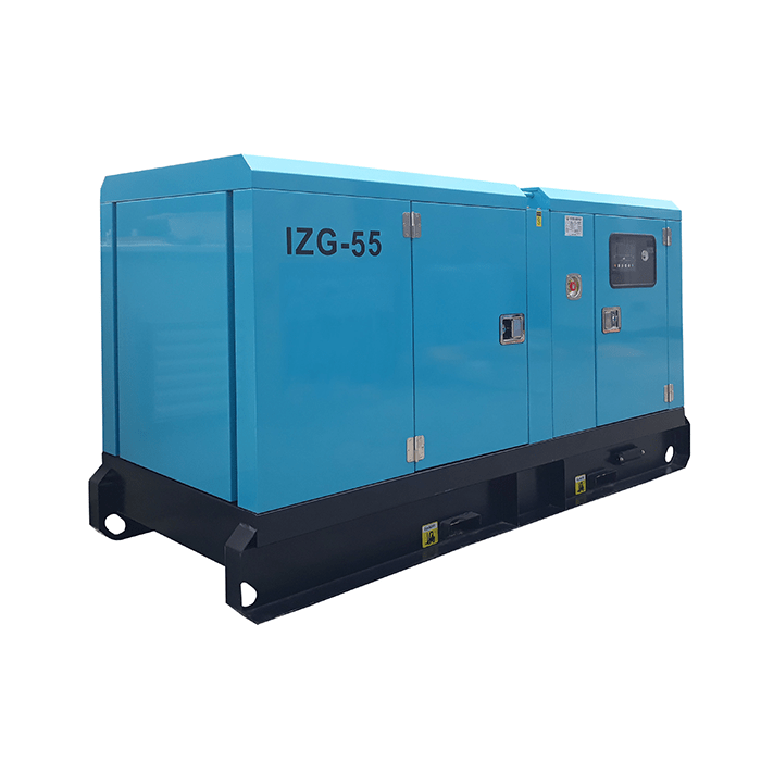 Máy phát điện Isuzu 50 kVA có vỏ cách âm