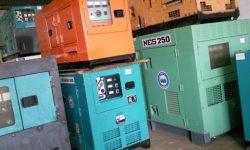 Máy phát điện nhật bãi – Máy phát điện cũ tại TP. HCM