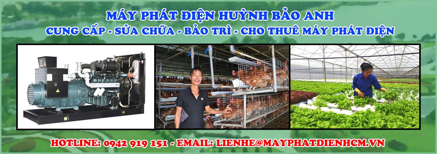 Dịch vụ mua bán cho thuê máy phát điện tại tỉnh Lâm Đồng và các tỉnh thành lân cận