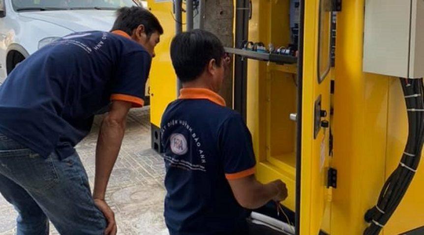 Mua bán sửa chữa máy phát điện tại Đồng Nai