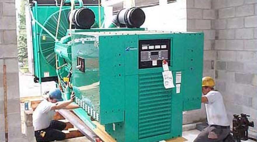 Sửa chữa máy phát điện tại tỉnh Bình Dương