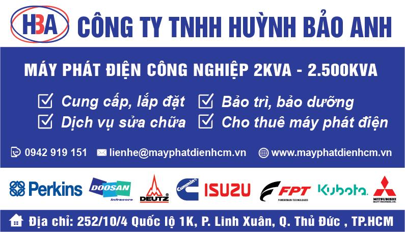 Dịch vụ sửa chữa máy phát điện tại TP.HCM và các tỉnh thành lân cận