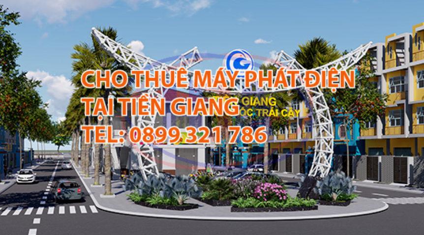 Mua bán cho thuê máy phát điện tại Tiền Giang
