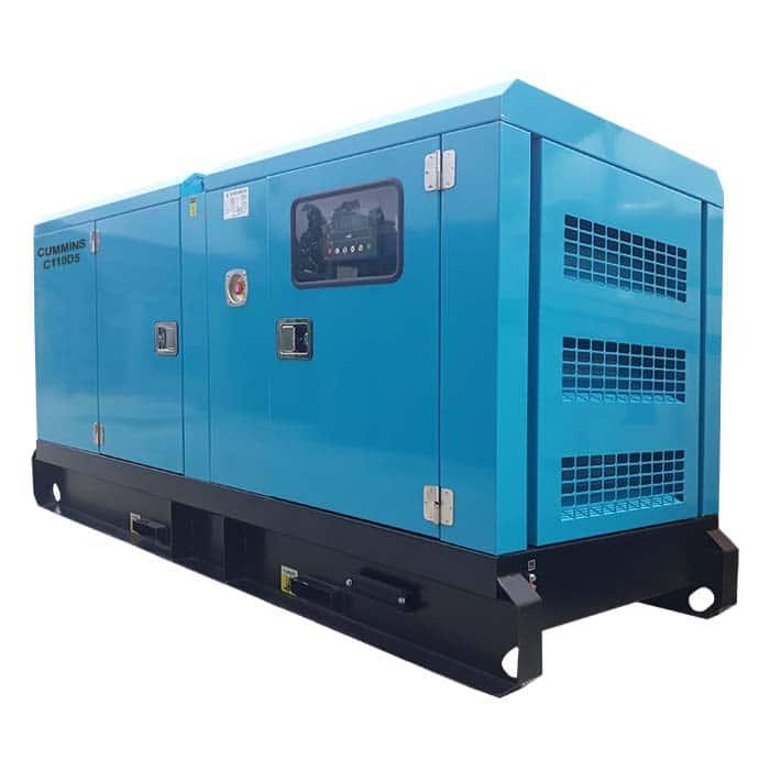 Tổ máy phát điện Cummins công suất 100 kVA