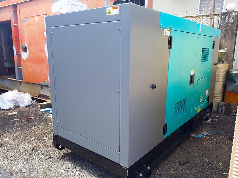 Cung cấp lắp đặt tổ máy phát điện cummins 60kva cho anh Nguyễn Mạnh Hùng Phú Quốc