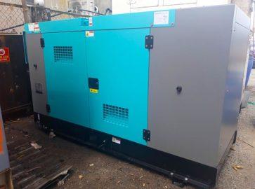 Tổ máy phát điện Cummins 60kVA cho anh Hùng Phú Quốc