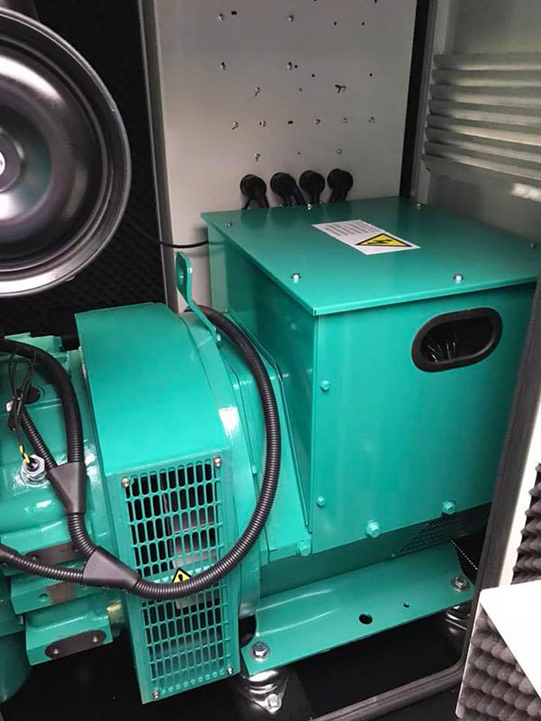Cung cấp lắp đặt máy phát điện cummins 100 kVA cho công ty TNHH Hà Châu Khánh Hoà