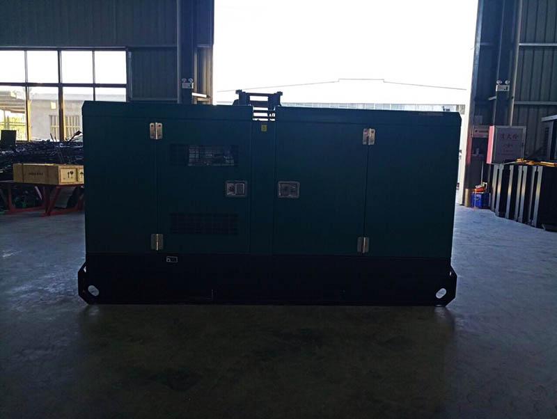 Cung cấp tổ máy phát điện Isuzu 40 kVA cho Anh Tiến Vũng Tàu