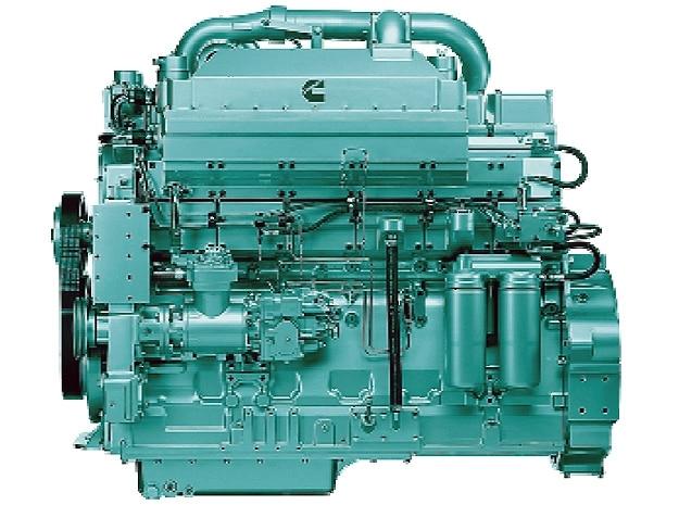 Động cơ máy phát điện 525kva KTA19-G8