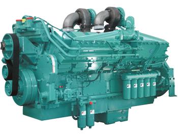 Động cơ máy phát điện Cummins KTA50 Series