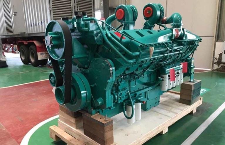 Động cơ máy phát điện Cummins KTA50-GS8