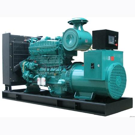 Máy phát điện Cummins 1250kva Động cơ KTA50-G3